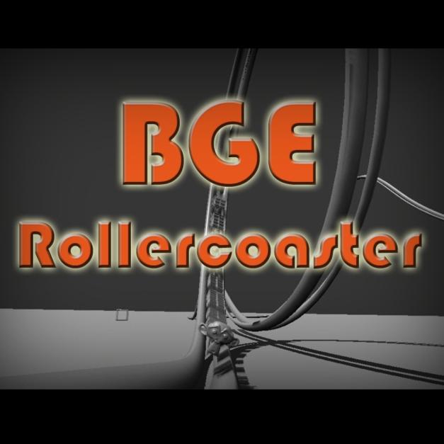 BGE Rollercoaster Blender 2.66a_2