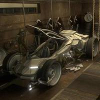 Speed Car Cycles Render