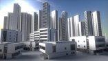 Cycles Render Civilian house hotel