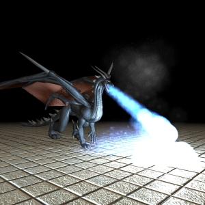 Dragon Fire by DennisH2010