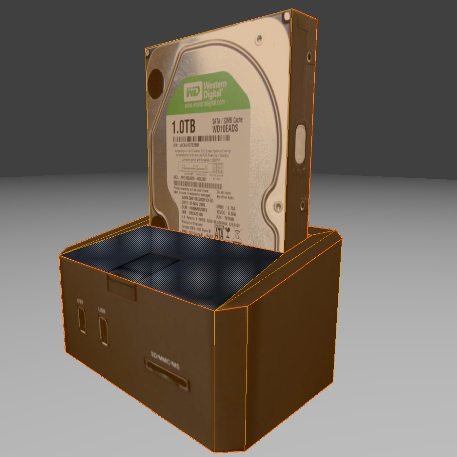 External hard drive_done