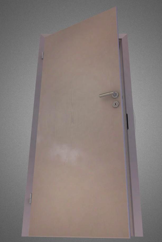 3D-Door Component