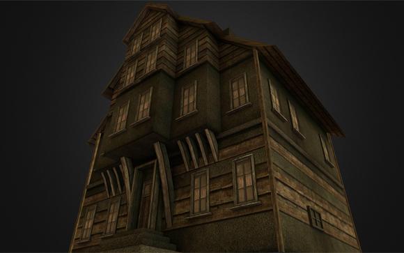big house by DennisH2010