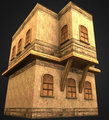 City House 1 by DennisH2010