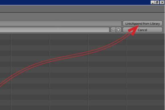 How to created, save and load in a self-made brush in Blender_35