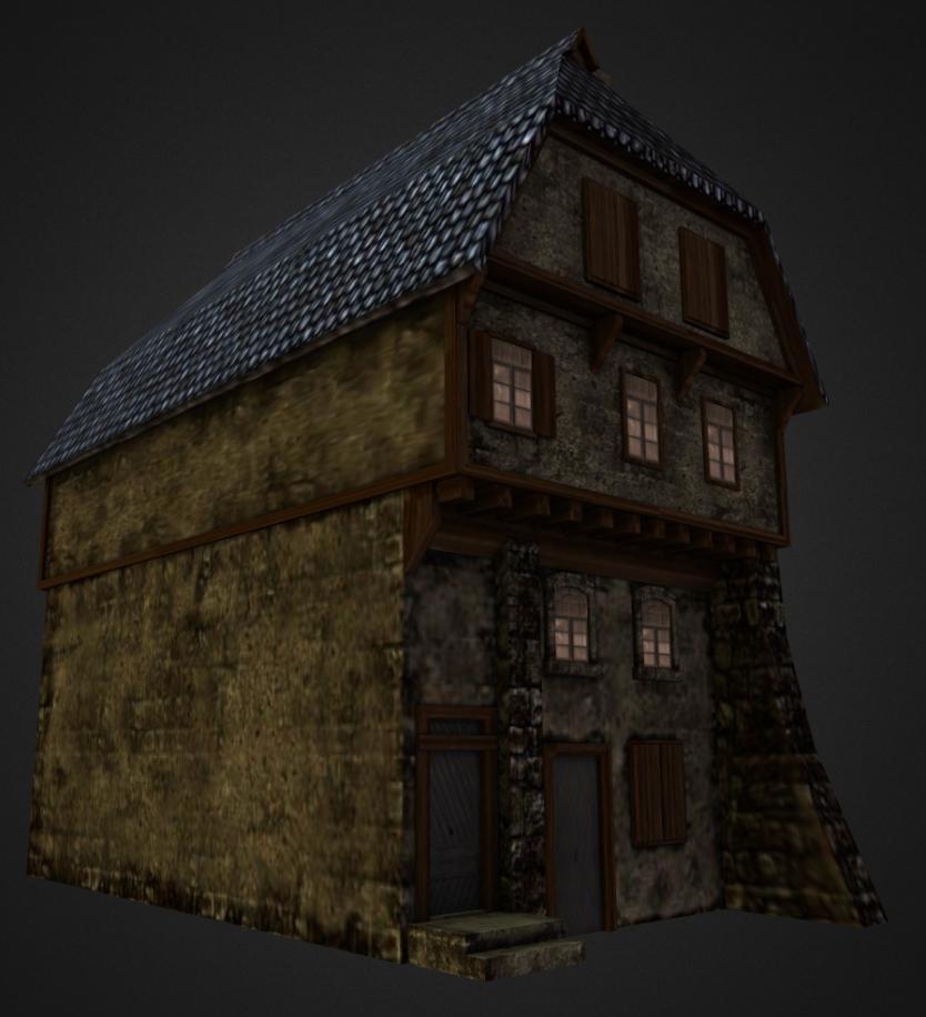 Mediaeval house_11