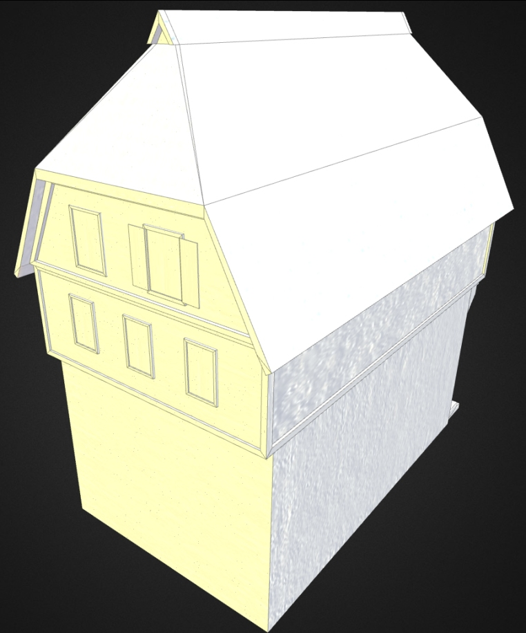 Mediaeval house_3