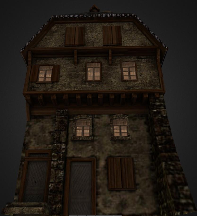 Mediaeval house_7