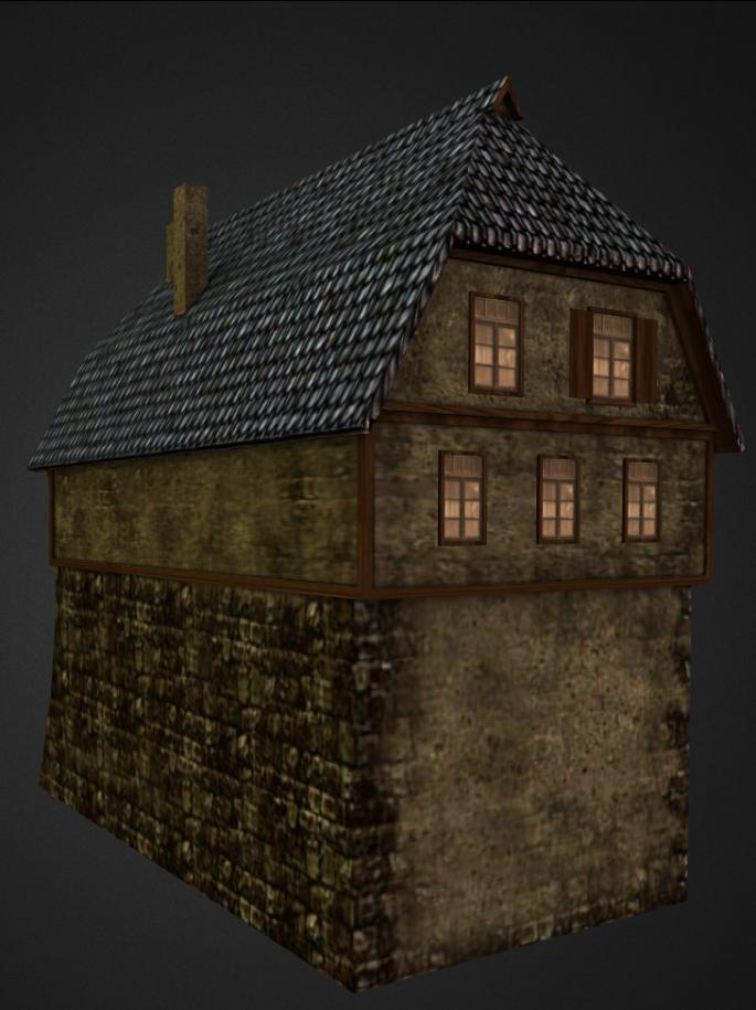 Mediaeval house_9