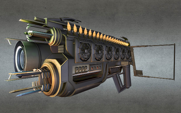 Secret gun 1.01 by DennisH2010