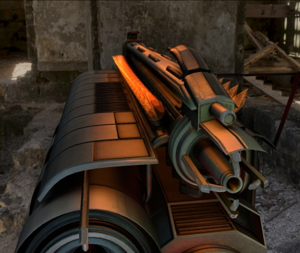 Secret gun 7