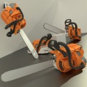 High poly Chainsaw _2