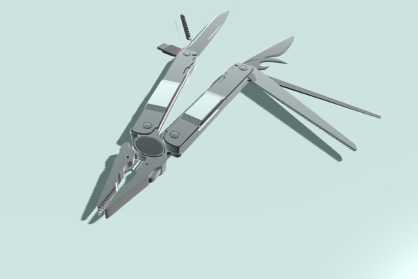 Multi-Tool Animated by DennisH2010