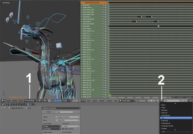 How to Export a fbx file in Blender by DennisH2010 on DeviantArt
