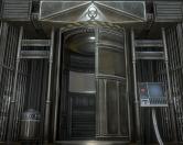 Decontamination Door (Si- Fi Set)