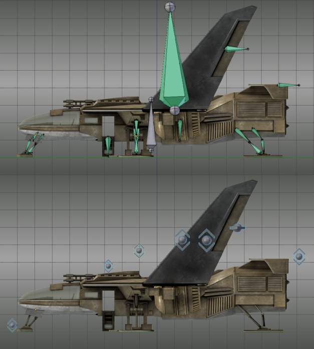 Tutorial Rigging and Animating a Combat Jet in Blender_ (1)