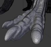3d Printable Aline Animal (11)