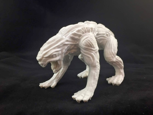 Alien Animal 3d Printable