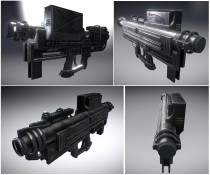 Heavy Blaster (22)