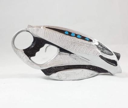 Futuristic Handgun_3d-Print (1)