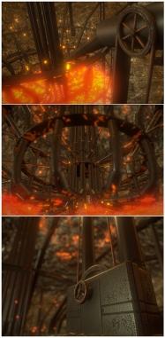 Geothermal Steam Factory (3)