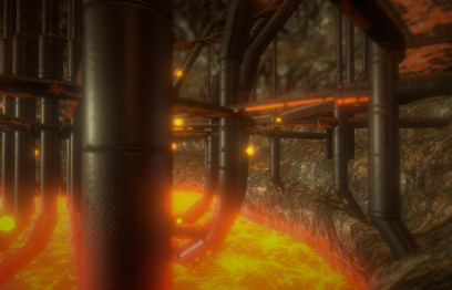 Geothermal Steam Factory (8)