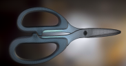 Scissors High-Poly