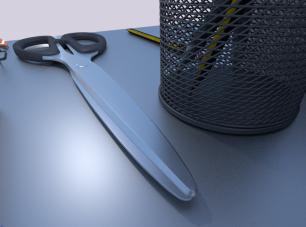 Scissors Scene