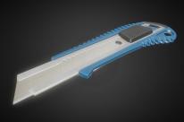 Box Cutter Blue Version