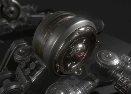 AI Control Module in Terrain Walker