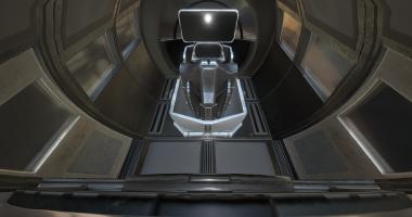 Control Module and Drivers Cap Inside 3