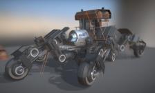 Five Wheeler Rusty Version