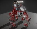Five Wheeler Red Version