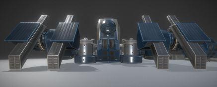 Terrain Walker Blue Version