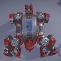 Terrain Walker Red Version