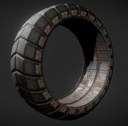 Sci-fi Tire