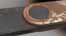 USB-Stick Rusty Version