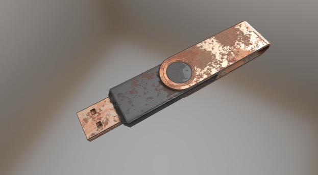 USB-Stick Rusty Version 1