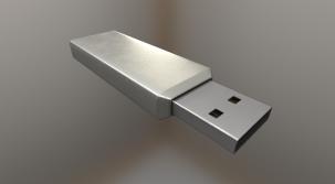USB-Stick Alu Version Simple Version