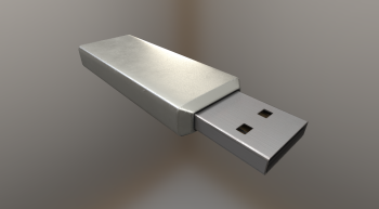 USB-Stick Alu Version Simple Version