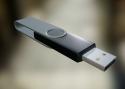 USB-Stick High-Poly Version