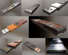 USB-Stick Overview