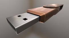 USB-Stick Copper Version