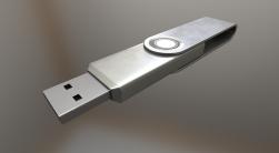 USB-Stick Alu Version