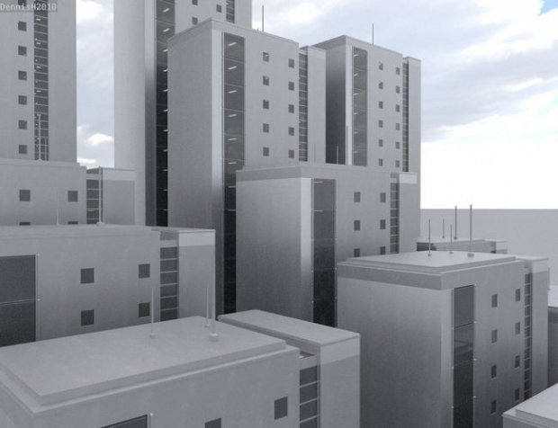 3d-buildingsresidential-building 4