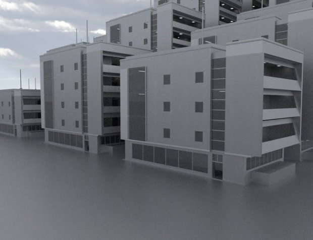 3d-buildingsresidential-building 5