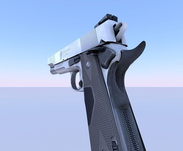 3d-model-gun-45-acp-smith-and-wesson-1