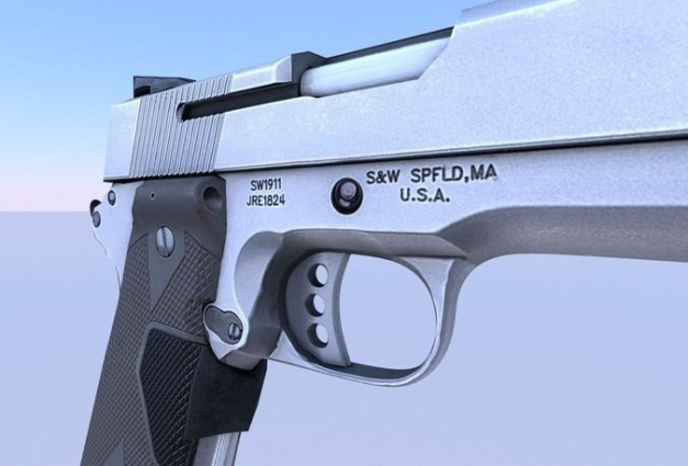 3d-model-gun-45-acp-smith-and-wesson-2