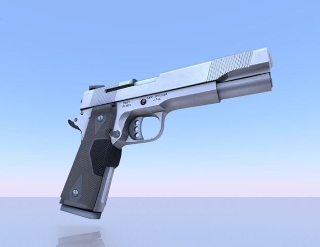 3d-model-gun-45-acp-smith-and-wesson-5
