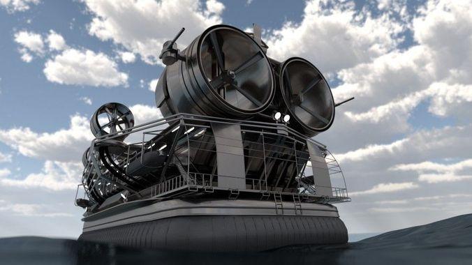 big hovercraft